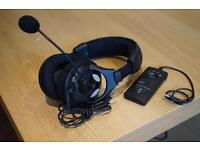 Turtle beach PX24 PS4 gaming headset