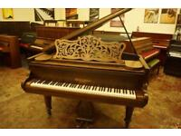 Collard & Collard grand piano and stool - tuned and uk delivery available