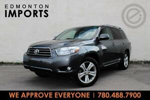 2009 Toyota HIGHLANDER SPORT AWD | CERTIFIED | LEATH ONLY 120 KM