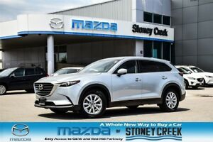 2016 Mazda CX-9 GS Rear Cam Heated Seats B/T Alloy