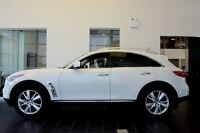 2015 Infiniti QX70 Full**GPS - Tech Pack** 15 000Km