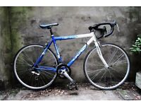 VIKING GIRO DITALIA, 21 inch, 54 cm, racer racing road bike, 12 speed, aluminium frame