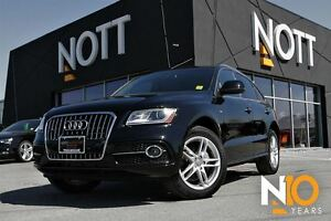 2015 Audi Q5 Progressiv S-Line, Nav, PanoRoof, Loaded