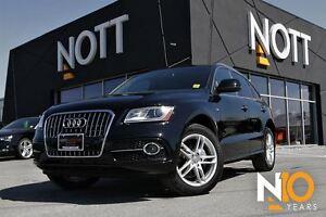2015 Audi Q5 Progressiv S-Line, Nav, PanoRoof, Loaded