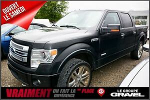 2013 Ford F-150 Limited 4X4 CREW CAB