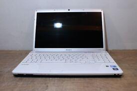 Sony Vaio VPC Windows 7 Laptop, Intel Core i5 1st 2.67GHz, 8GB, 500GB HDD, HDMI