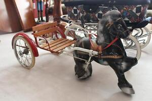 Rare MOBO antique Horse and Buggy London Ontario image 3