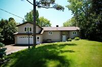LOVELY WATERFRONT PROPERTY! GREAT VIEWS! 182 Nicholson Point Rd