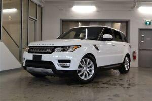 2017 Land Rover Range Rover Sport HSE CERTIFIÉ 6ANS/160.000KM