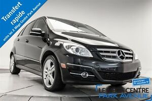 2010 Mercedes-Benz B-Class * B200T TURBO, TOIT OUVRANT, BANCS CH