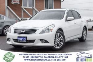 2013 Infiniti G37X Sport | AWD | NO ACCIDENT | ONE OWNER