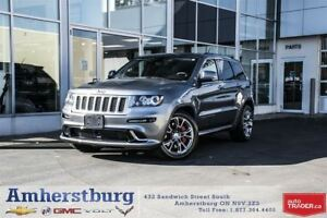 2013 Jeep Grand Cherokee SRT - NAVIGATION, PANORAMIC SUNROOF!