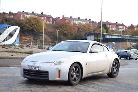 2007 350Z GT 3.5 V6 VQ35HR Sat Nav leather