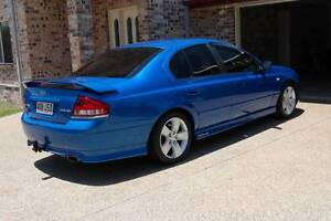 2006 Ford Falcon BF MK11  XR6   6 Speed auto Scarborough Redcliffe Area Preview