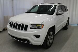 2015 Jeep Grand Cherokee Overland Ecodiesel FULL TOIT GPS CAMÉRA