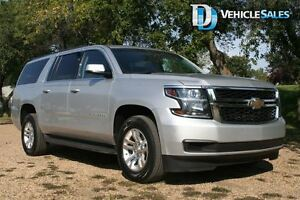 2015 Chevrolet Suburban LEATHER, HEATED SEATS, MOONROOF, SEATS 7