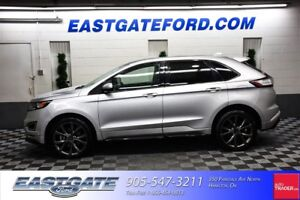 2016 Ford Edge Sport Leather Roof Nav AWD