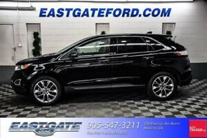 2018 Ford Edge Titanium Executive Unit
