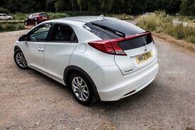 Honda Civic 1.8 i-vtec EX - Fully Loaded, Sat Nav, Heated Leather, 1 owner prior
