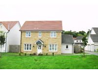 MODERN DETACHED THREE BEDROOMED VILLA IN QUIET RESIDENTIAL AREA OF BLAIRGOWRIE