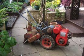 Garden Rotivator