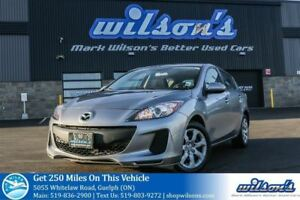 2013 Mazda MAZDA3 GX HATCHBACK! AUTOMATIC! POWER PACKAGE! KEYLES