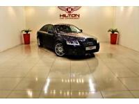 AUDI A6 2.0 TDI LE MANS 4d 168 BHP NO DEPOSIT NEED - DRIVE (black) 2010