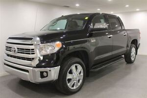 2014 Toyota Tundra Platinum 1794 Edition Crewmax  Fully Loaded 