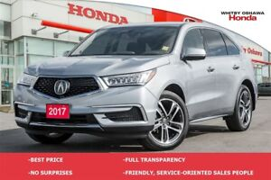 2017 Acura MDX Technology Package   Automatic
