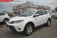 2014 Toyota RAV4 LE AWD - Toyota Certified Peace of Mind