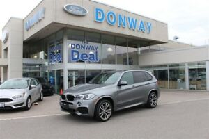 2016 BMW X5 -3.5L X-DRIVE|1 OWNER|LOW KM|LOADED AND WARRANTY