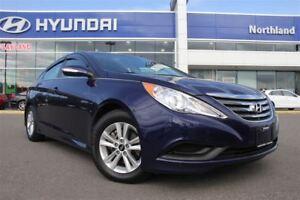 2014 Hyundai Sonata GLS/Bluetooth/Heated Seats/AUX/USB