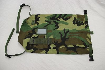 US Military New Clothing Bag Stuff Sack Woodland Camo Alice Clips Army Surplus](Camo Stuff)
