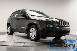 2014 Jeep Cherokee Sport, BLUETOOTH