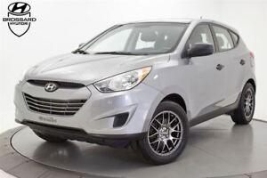 2013 Hyundai Tucson GL GROUPE ÉLECTRIQUE A/C SIÈGES CHAUFFANTS