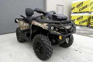 2015 Can-Am Outlander MAX XT™ 800R - Camo