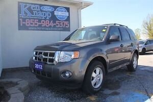 2012 Ford Escape XLT 2.5L FWD SYNC