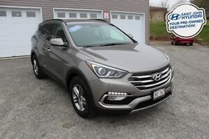 2018 Hyundai Santa Fe Sport Premium! ALL WHEEL DRIVE! HEATED SEA