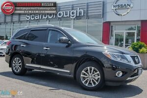 2016 Nissan Pathfinder SL-UNDER 6000KM'S AND ACCIDENT FREE!!!!!!