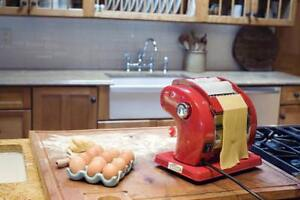 Electric Pasta Machine - heavy duty - 9 settings - FREE SHIPPING