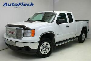 2013 GMC SIERRA 2500HD SLE 6.0L King-cab * Boite 6.5' box *
