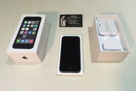 **Registered Trader** iPhone 5S - Vodafone Black/Space Grey as New Boxed with Warranty