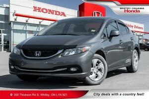 2013 Honda Civic LX | Manual | Heated Front Seats, Bluetooth