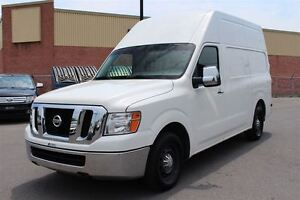 2012 Nissan NV 2500 HIGH ROOF A\C