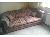 FREE CHESTERFIELD STYLE METAL ACTION SOFABED