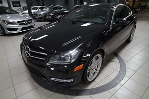 2015 Mercedes-Benz C-Class C350 4MATIC Coupe + DEMO / GPS Navi /