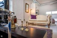 Authentic Amazing LOFT downtown fully furnished with parking