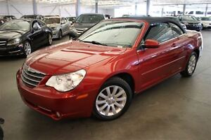 2010 Chrysler Sebring TOURING 2D Convertible