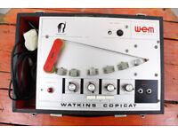 Genuine COPICAT tape loop echo unit.