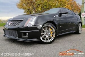 2012 Cadillac CTS-V COUPE - RECARO SEATS - ONE OWNER